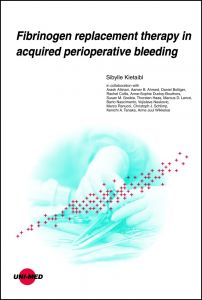 Fibrinogen replacement therapy in acquired perioperative bleeding