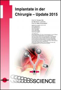 Implantate in der Chirurgie - Update 2015