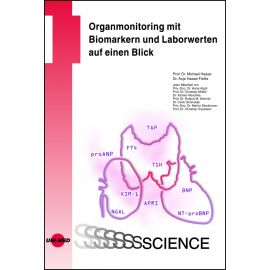 Organmonitoring mit Biomarkern und Laborwerten auf einen Blick